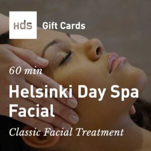 Helsinki Day Spa Facial
