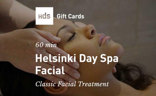 Helsinki Day Spa Facial
