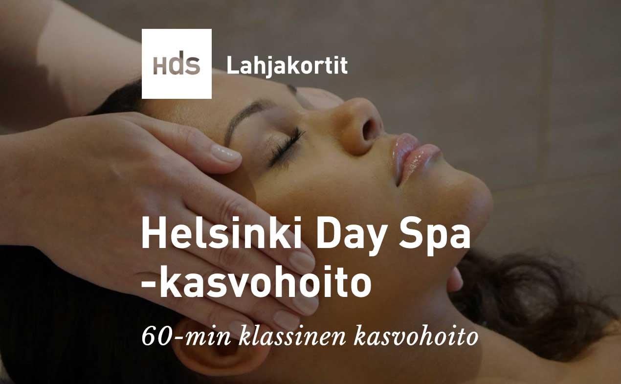 Helsinki Day Spa -kasvohoito
