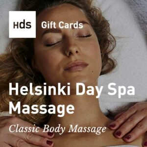 Helsinki Day Spa Massage