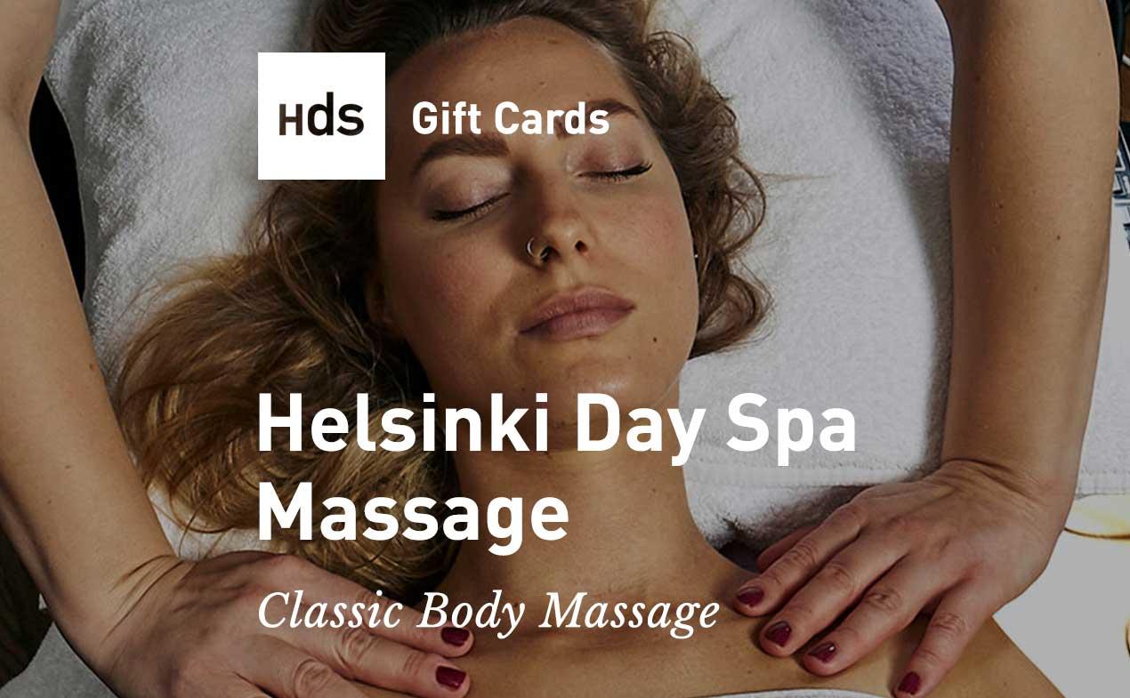 Helsinki Day Spa Massage