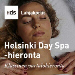 Helsinki Day Spa Hieronta